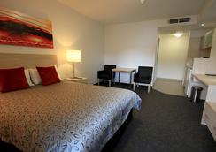 杰甫逊公寓及酒店 - 布里斯班 - 睡房