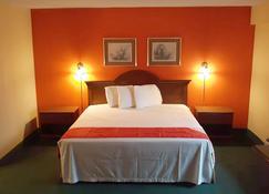 超值旅馆 - 瓦尔多斯塔 - 睡房
