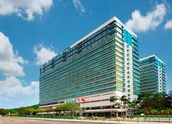 沙田丽豪酒店 - 香港 - 建筑