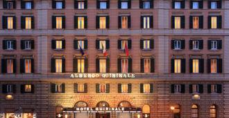 奎里纳莱酒店 - 罗马 - 建筑