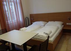 阿顿酒店 - 格拉茨 - 睡房