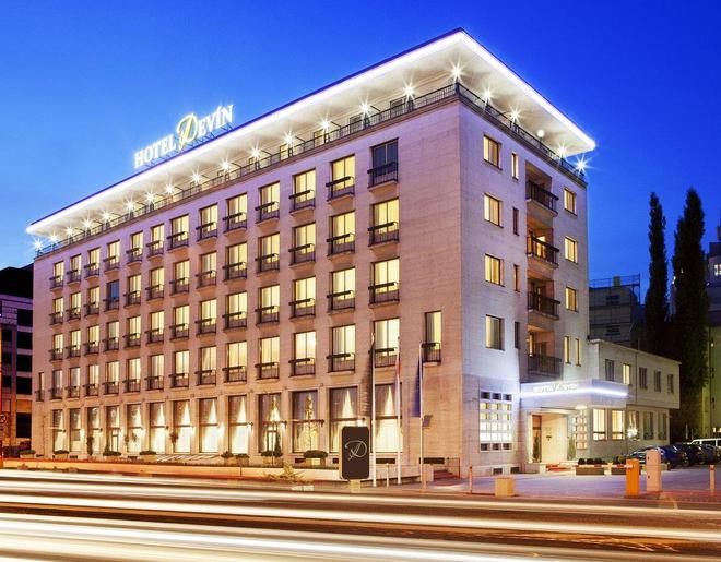 德文酒店 - 布拉迪斯拉发 - 建筑