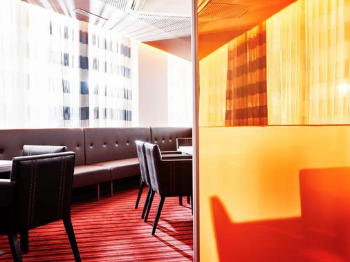 勒阿弗尔中心火车站诺富特酒店 - 勒阿弗尔 - 酒吧