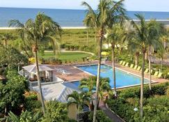桑尼伯旅馆 - 萨尼贝尔岛 - 游泳池