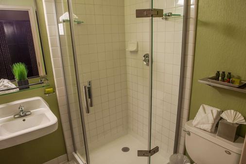 C二融合酒店 - 旧金山 - 浴室