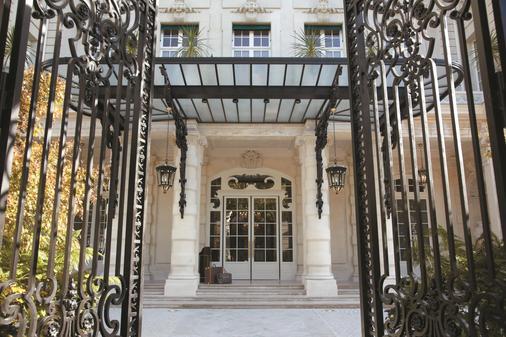 巴黎香格里拉大酒店 - 巴黎 - 建筑