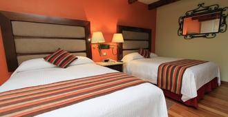 梅赛德斯圣克里斯托瓦尔别墅酒店 - 圣克里斯托瓦尔-德拉斯卡萨斯 - 睡房