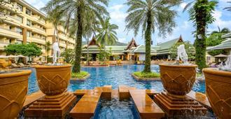 普吉岛度假假日酒店 - 芭东 - 游泳池