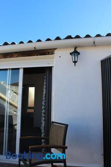 提卡尔一号酒店 - 马德里 - 阳台