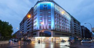 路易里昂丝绸酒店 - 莱昂 - 建筑