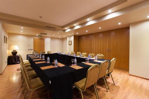 西尔肯路易德里昂酒店 - 莱昂 - 会议室