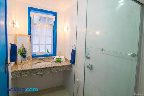 雷伊别墅旅馆 - 帕拉蒂 - 浴室