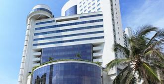哥伦比亚卡塔赫纳阿尔米兰特酒店 - 卡塔赫纳 - 建筑