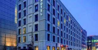 莱比锡市宜必思酒店 - 莱比锡 - 建筑