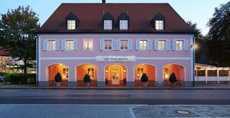 慕尼黑施雷贝尔霍夫 Achat 酒店 - 慕尼黑
