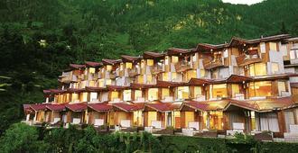马洛拉雅水疗度假酒店 - 马纳里 - 建筑