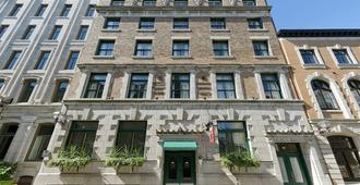 乐圣皮埃尔酒店 - 魁北克市 - 建筑