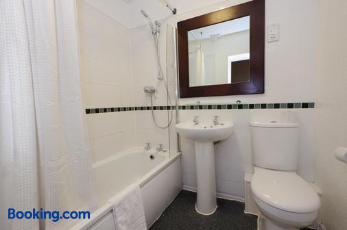 切宁斯酒店 - 格林国王旅馆 - 布里斯托 - 浴室