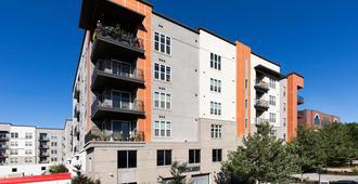 标准 SLC 市中心酒店 - 盐湖城 - 建筑