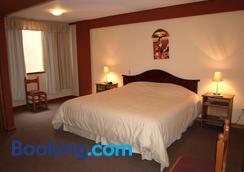 奎尔他尼酒店 - 普诺 - 睡房