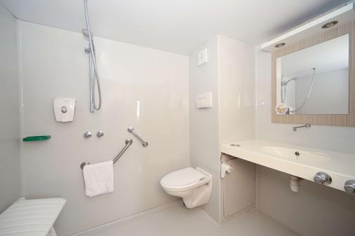 图卢兹西部布拉尼亚克机场高级酒店 - 布拉尼亚克 - 浴室