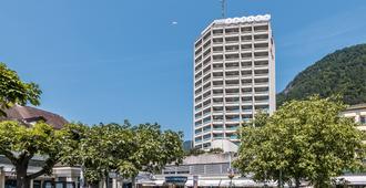 瑞士品质都市酒店 - 因特拉肯 - 建筑