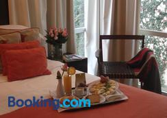 里贝拉苏尔酒店 - 布宜诺斯艾利斯 - 睡房