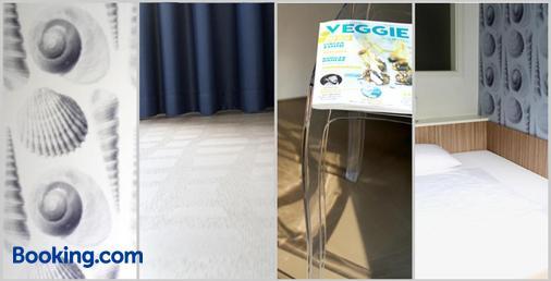 玛德琳纳拜尔酒店 - 萨尔布吕肯 - 洗衣设备