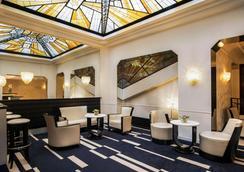 巴黎蒙缇歌剧院美居酒店 - 巴黎 - 休息厅