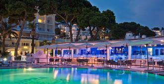 奎西萨那酒店 - 卡普里岛 - 游泳池