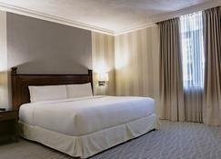 安瑞格玛莫特林酒店 - 蒙特雷 - 睡房