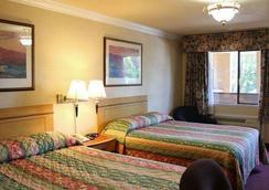 伊兰酒店 - 圣何塞 - 睡房