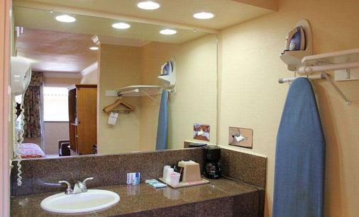 伊兰酒店 - 圣何塞 - 浴室