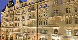 布拉格巴黎酒店 - 布拉格 - 建筑