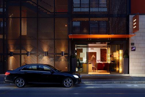 米兰套房酒店 - 米兰 - 建筑