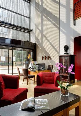 米兰套房酒店 - 米兰 - 大厅