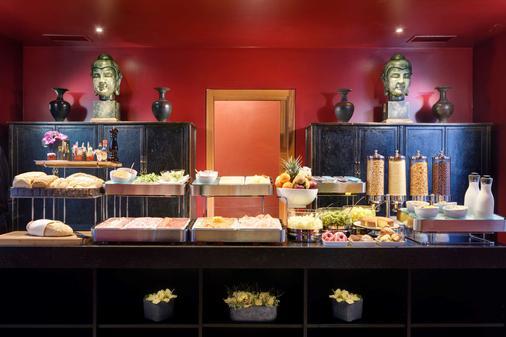 米兰套房酒店 - 米兰 - 自助餐