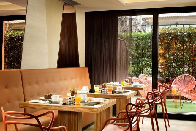 米兰套房酒店 - 米兰 - 餐馆