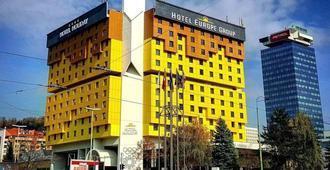 假日酒店 - 萨拉热窝 - 建筑