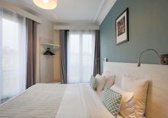 巴黎格兰德酒店 - 巴黎 - 睡房