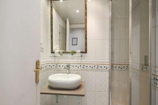 巴黎格兰德酒店 - 巴黎 - 浴室