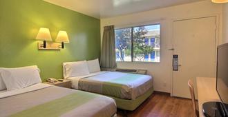 北奥斯汀6号汽车旅馆 - 奥斯汀 - 睡房