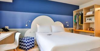 圣保罗安汉比宜必思尚品酒店 - 圣保罗 - 睡房
