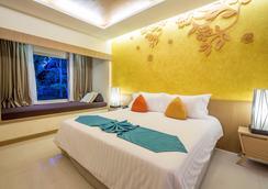 苏梅海滩兰雅瑞享度假酒店 - 苏梅岛 - 睡房