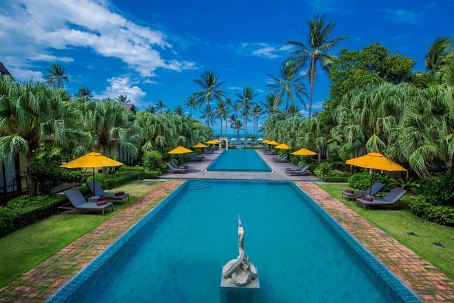苏梅海滩兰雅瑞享度假酒店 - 苏梅岛 - 游泳池