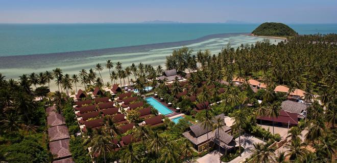 苏梅海滩兰雅瑞享度假酒店 - 苏梅岛 - 海滩