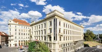 巴瑟罗布尔诺宫殿酒店 - 布尔诺 - 建筑