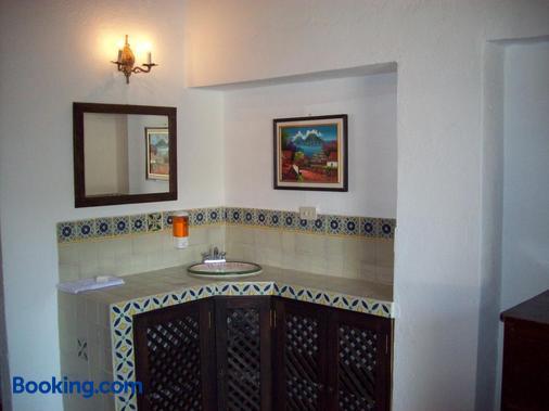安地瓜之家酒店 - 安地瓜 - 浴室