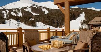 滑雪山岩石度假村 - 布雷肯里奇 - 阳台