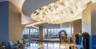 迪拜市中心索菲特酒店 - 迪拜 - 大厅